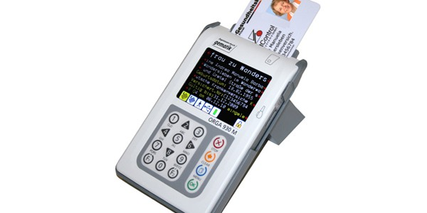 orga 930 M Plus eGK