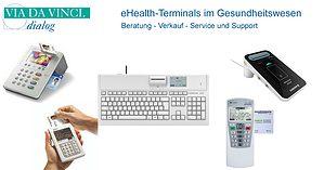 ehealth-terminals im Gesundheitswesen