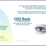 QM-Basis - Qualitätsmanagement in Zahnarztpraxen