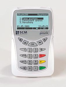 SCM eHealth500